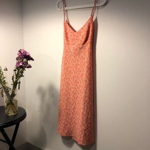 Express slip dress